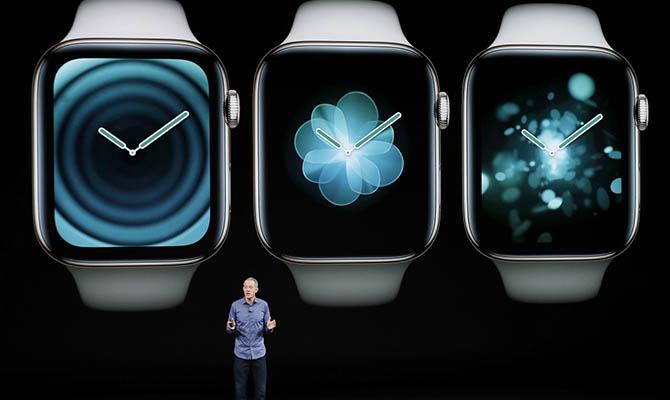 Новые Apple Watch станут больше и начнут заботиться о здоровье