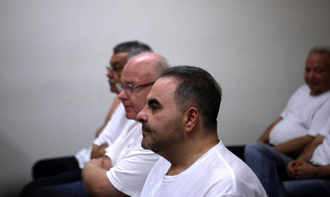 Бывший президент Сальвадора получил 10 лет тюрьмы за коррупцию