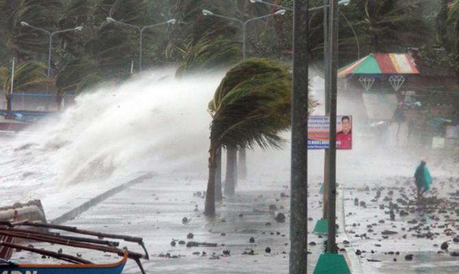 На Филиппинах число жертв тайфуна возросло до 59