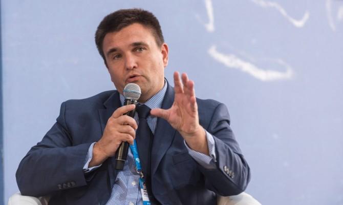 Руководитель  МИД Украины поведал  озападном проекте урегулирования конфликта— Донбасс