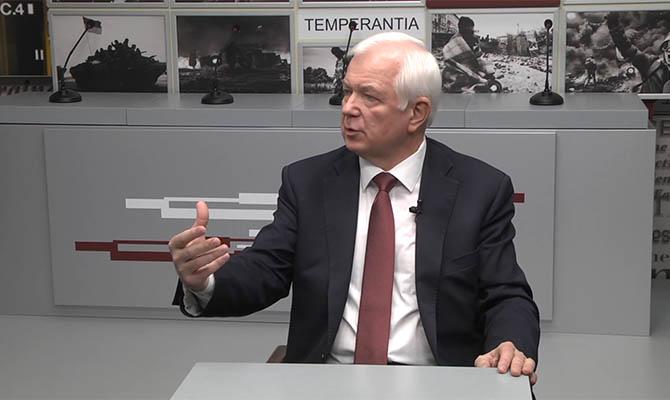 На Гриценко лежит ответственность за вывоз крымского «Беркута» с Майдана, – экс-руководитель разведки