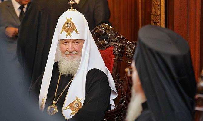 Патриарх Кирилл прокомментировал ситуацию в украинском православии