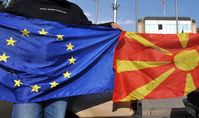 Парламент Македонии поддержал соглашение о переименовании страны
