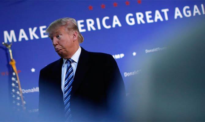Трамп подтвердил, что пропустит форум вДавосе вслучае продолжения «шатдауна»