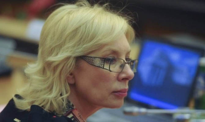 Денисова назвала количество украинцев, содержащихся в тюрьмах РФ за политические взгляды