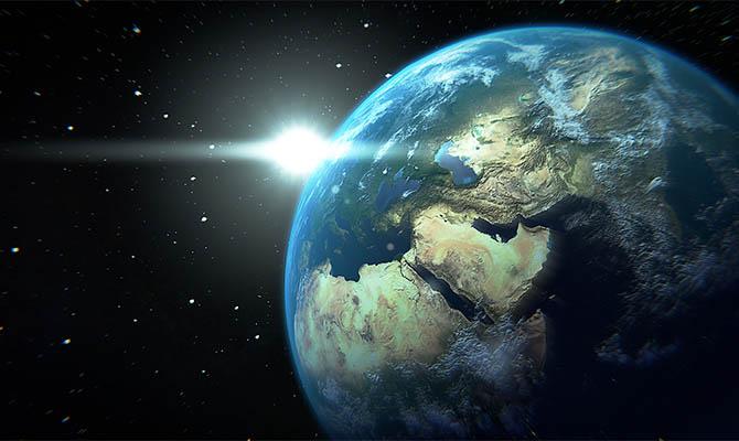 Планетарное столкновение: как могли появиться условия для появления жизни наЗемле