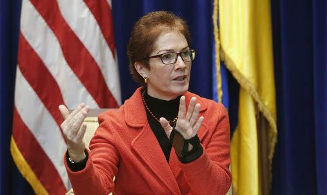 Йованович поведала, кого США будут поддерживать навыборах президента государства Украины