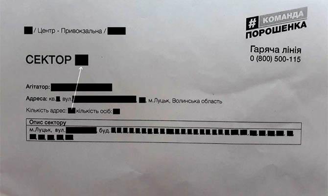 У Порошенко создали сеть для покупки голосов на выборах