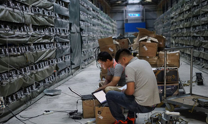 Цена Bitcoin-транзакций упала до минимума, их количество возросло