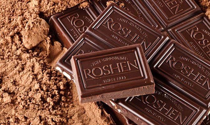 Киевская фабрика Roshen увеличила за год прибыль в 4 раза