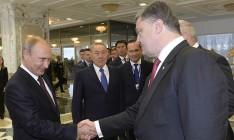 Порошенко снова пожаловался, что не смог дозвониться до Путина