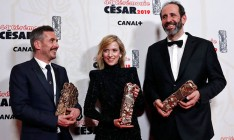 В Париже вручили кинопремии «Сезар»