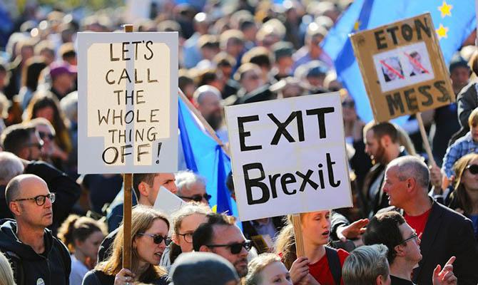Уверенность британского бизнеса снизилась до семилетнего минимума