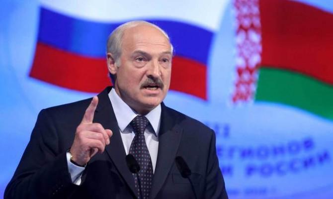 Лукашенко: Белоруссия не является нахлебником России