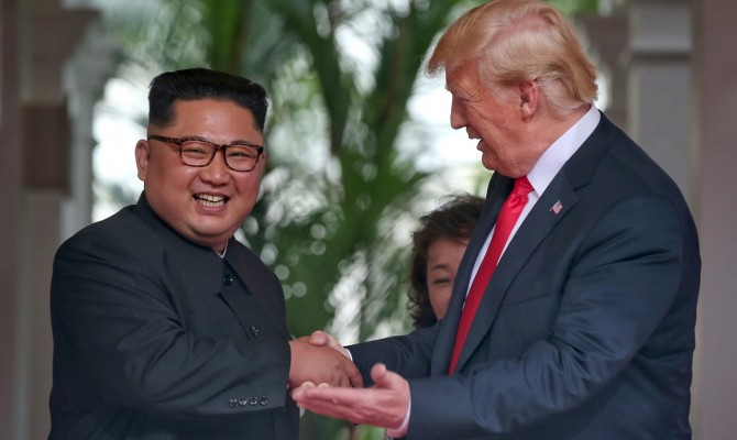 СМИ узнали причину провала саммита Трампа и Ким Чен Ына