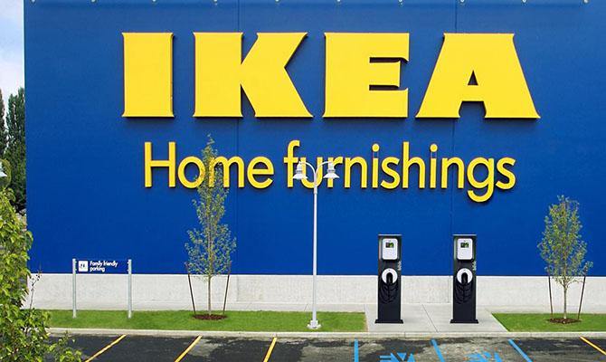 IKEA в этом году может открыть в Киеве 4 магазина
