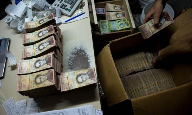 Внешний долг Венесуэлы побил мировой рекорд