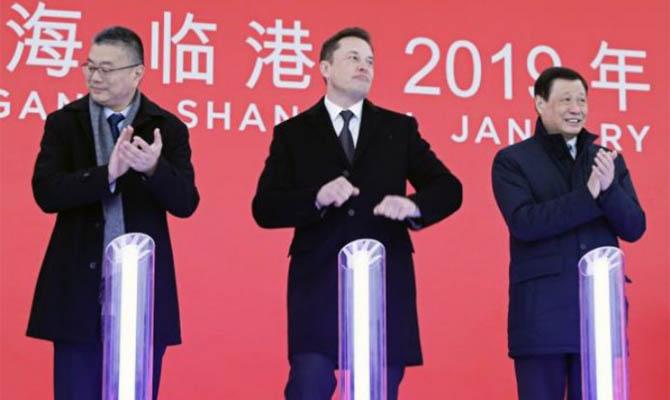 Китайцы дали Tesla кредит на $521 миллион на завод в Шанхае