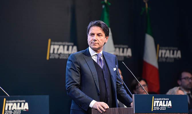Италия хочет отмены санкций против России