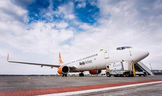 SkyUp будет летать из Киева в Армению и Болгарию