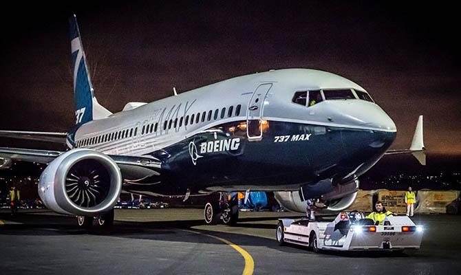 Boeing обновит ПО лайнера 737 MAX после крушения в Эфиопии