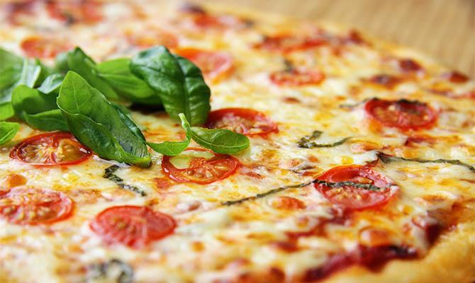 Итальянцы считают пиццу «самым счастливым блюдом»