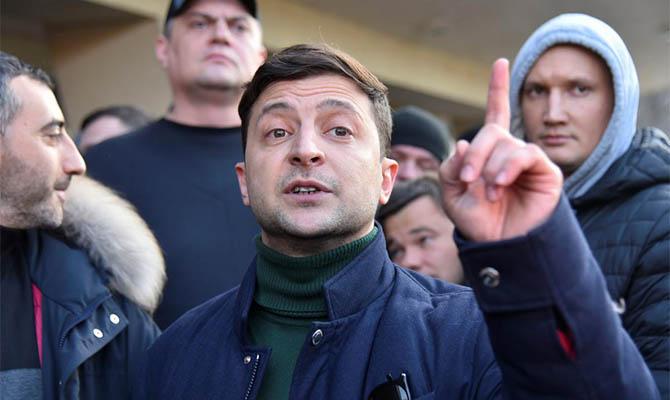 Партия Зеленского возглавляет парламентский рейтинг