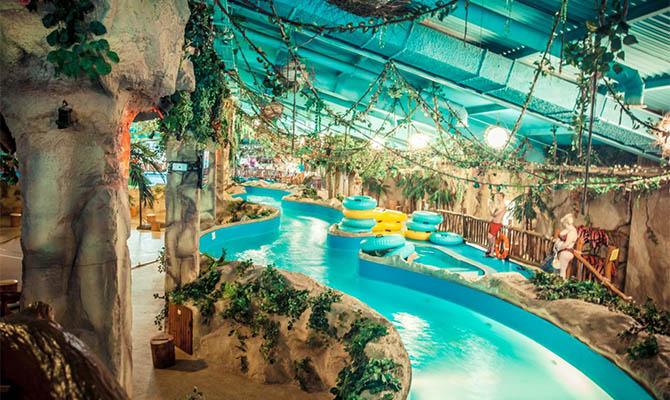 ТРЦ Dream Town на месте аквапарка откроет спортивный хаб