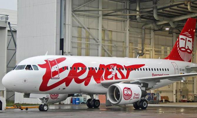 Итальянский лоукостер запустил рейсы из Одессы в Рим