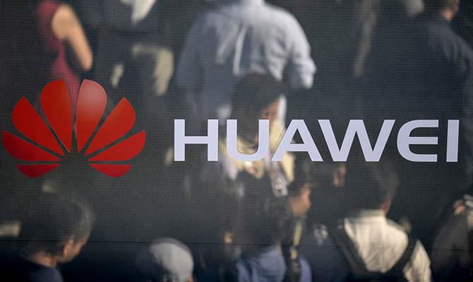 Выручка Huawei в I квартале выросла почти на 40%