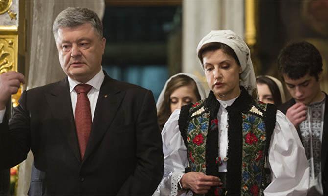 Марина Порошенко порекомендовала Елене Зеленской неслушать политтехнологов