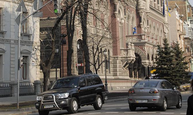 НБУ реализовал $43 млн золотовалютных запасов для поддержания гривни