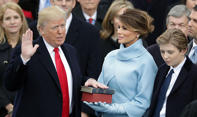Американцы считают, что Трамп выиграет выборы 2020 года