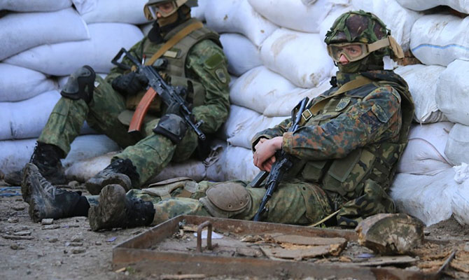 Украинская армия заняла участок «серой зоны» под Донецком