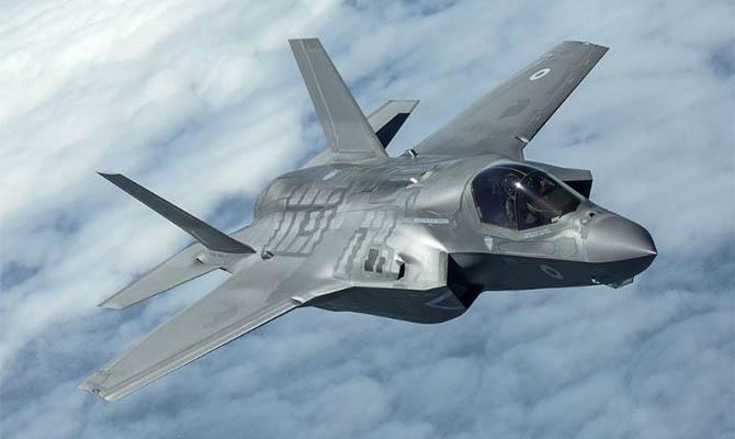 Польша купит у США истребители F-35