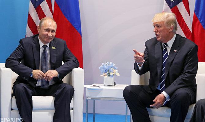 Трамп и Путин поговорят в Осаке про Украину