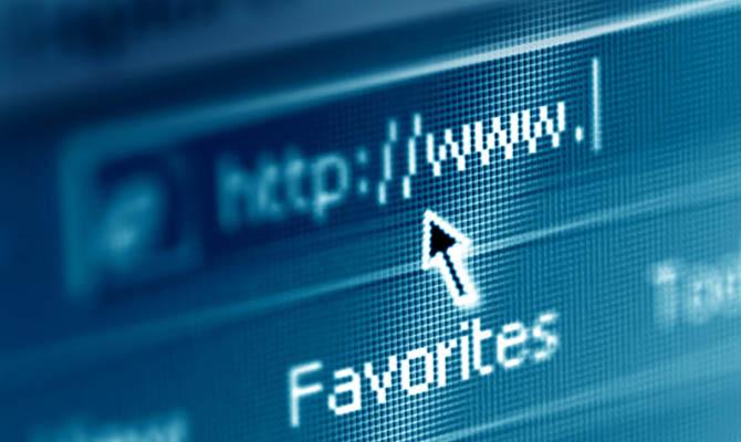 В Украине упала скорость интернета