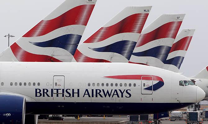 British Airways оштрафуют на $230 млн за потерю данных клиентов