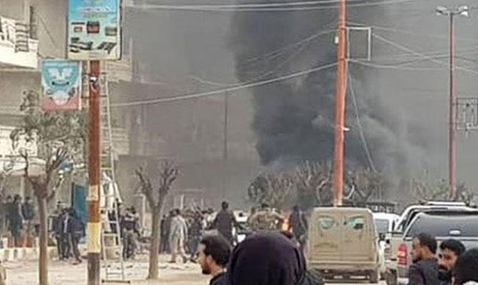 В Сирии взорвался автомобиль, есть жертвы