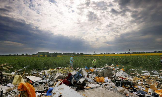 В Нидерландах пройдет конференция по катастрофе MH17