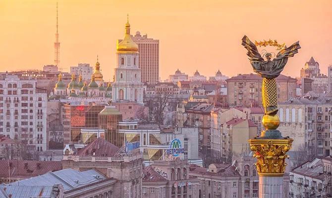 Швейцарские ученые пророчат Киеву климат Канберры, аХарькову— Бухареста