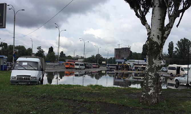 В Украине до конца недели обещают дожди и грозы