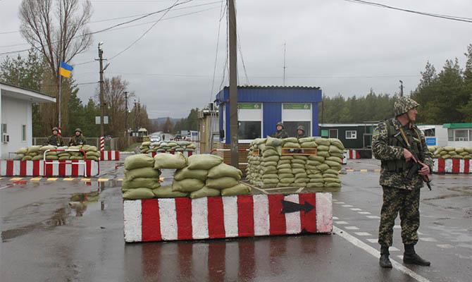 Кабмин упростил перемещение товаров через линию разграничения на Донбассе