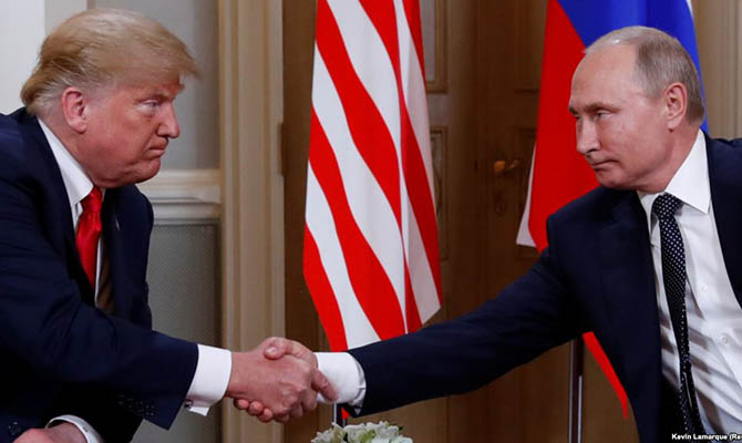 Bloomberg: Трамп обваливает экономику России