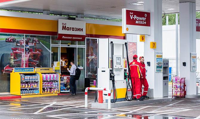 АЗС Shell должна выплатить 79 миллионов из-за антиконкурентных действий