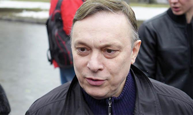 Продюсер «Ласкового мая» попросил Зеленского впустить его в Украину
