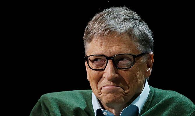 Билл Гейтс назвал два своих основных занятия в жизни