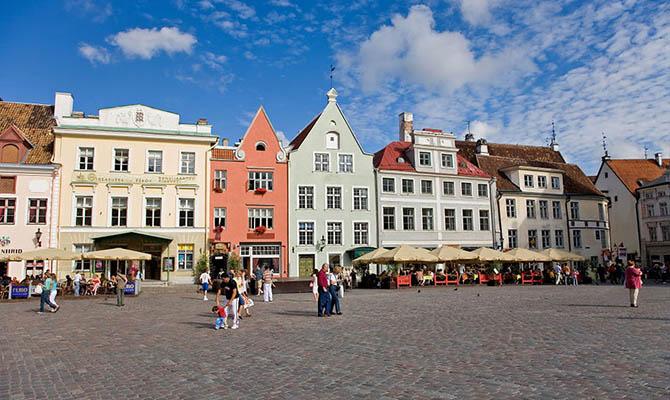 В Эстонии хотели бы отменить безвизовый режим для граждан Украины