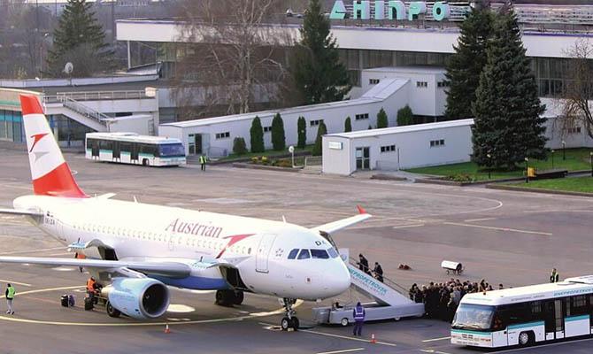В Украине почти все аэропорты отдадут в концессию