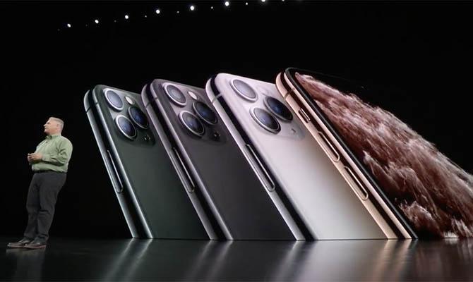 Капитализация Apple превысила $1 трлн после представления новых iPhone